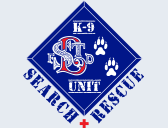 K-9 Unit Search + Rescue