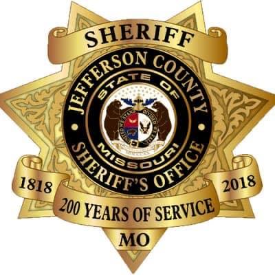 Jefferson County Fire Department logo