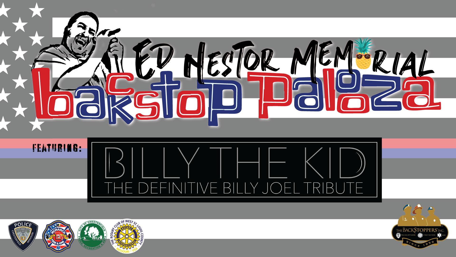 backstoppers, billy joel, backstopaloza