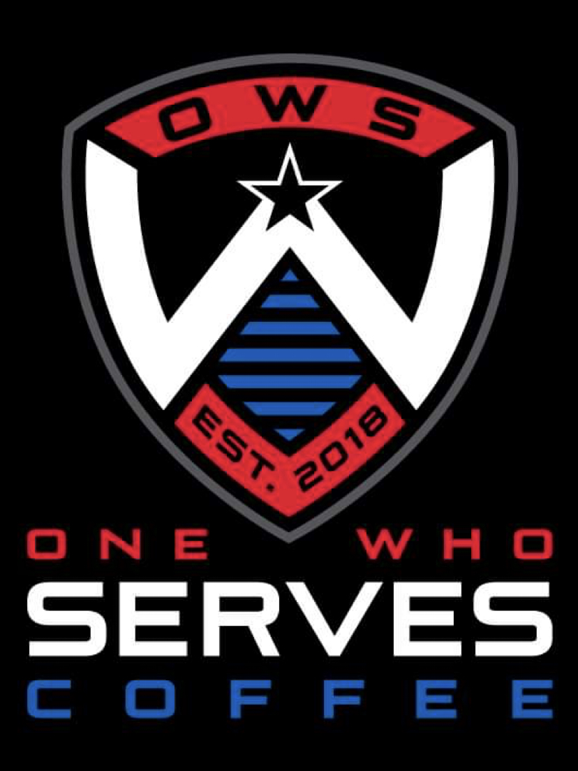 One Who Serves Coffee logo