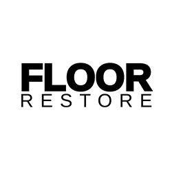 Black Floor Restore logo