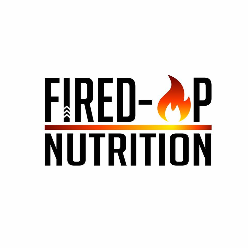 Fired Up Nutrition Logo