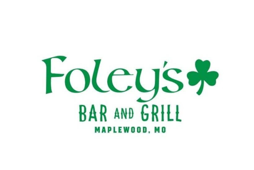 Foley's Bare and Grille green logo