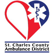 St. Charles County Ambulance District logo