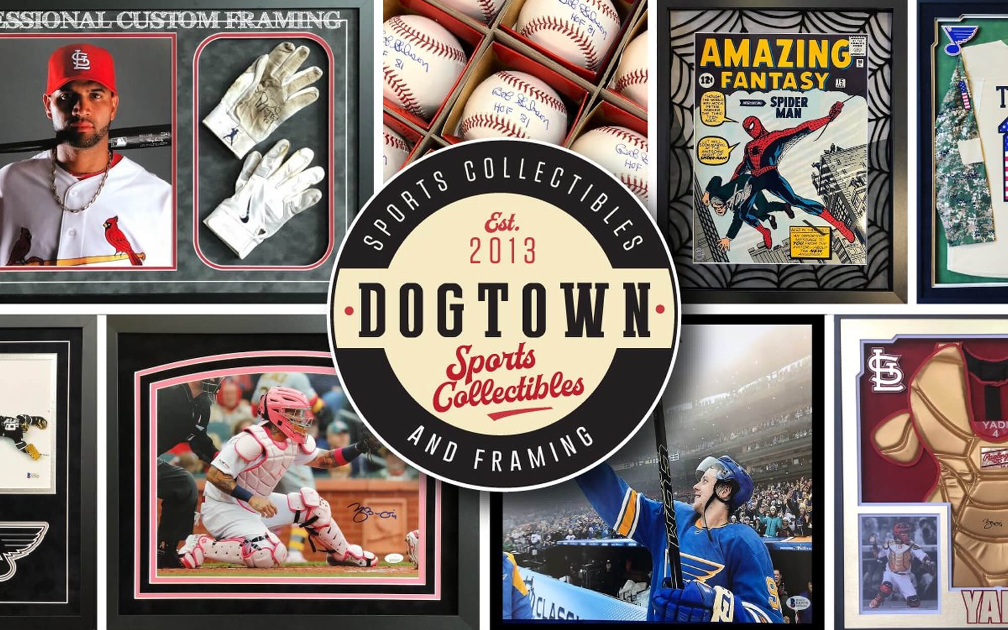 Dogtown Sports Collectible Flyer